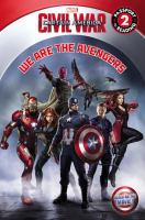 Cover image for Marvel Captain America: Civil war. We are the Avengers