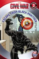 Cover image for Escape from Black Panther