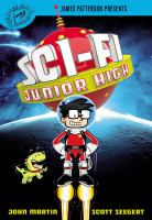 Cover image for Sci-Fi Junior High