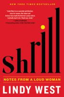 Cover image for Shrill : notes from a loud woman