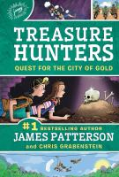 Cover image for Quest for the city of gold
