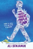 Cover image for The next great Paulie Fink