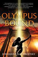 Cover image for Olympus bound