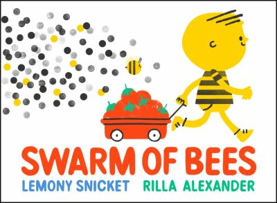 Cover image for Swarm of bees