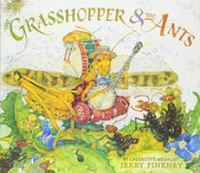 Cover image for The grasshopper & the ants