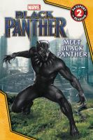 Cover image for Meet Black Panther