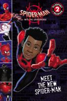 Cover image for Meet the new Spider-Man