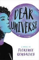 Cover image for Dear Universe