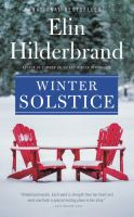 Cover image for Winter solstice : a novel