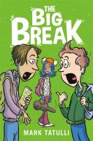 Cover image for The big break