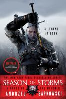 Cover image for Season of storms