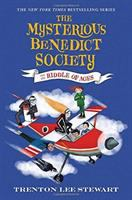 Cover image for The mysterious Benedict Society and the riddle of ages