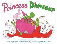 Cover image for Princess Dinosaur