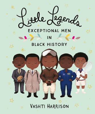 Cover image for Little legends : exceptional men in black history