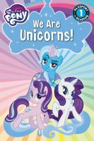 Cover image for We are unicorns!