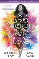 Cover image for 96 words for love