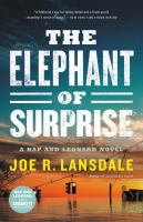 Cover image for The elephant of surprise