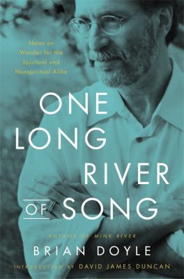 Cover image for One long river of song : notes on wonder