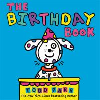 Cover image for The birthday book