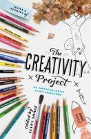 Cover image for The creativity project : an awesometastic story collection