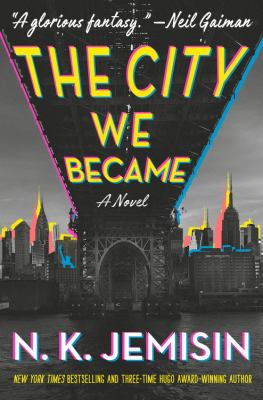 Cover image for The city we became