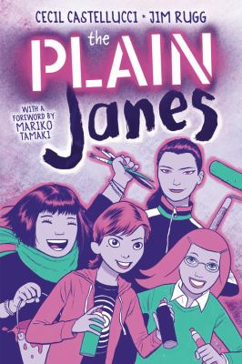 Cover image for The plain Janes