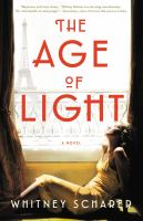 Cover image for The age of light : a novel