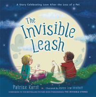 Cover image for The invisible leash