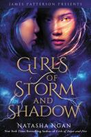 Cover image for Girls of storm and shadow