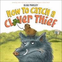 Cover image for How to catch a clover thief