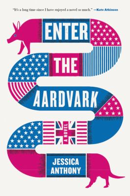 Cover image for Enter the aardvark