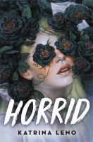 Cover image for Horrid