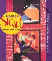 Cover image for Harlem stomp! : a cultural history of the Harlem Renaissance