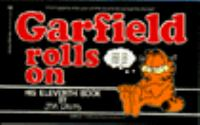 Cover image for Garfield rolls on