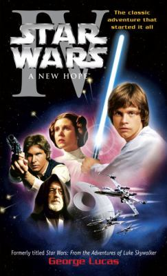 Cover image for Star wars : a new hope