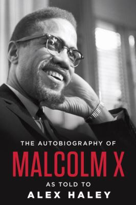 Cover image for The autobiography of Malcolm X