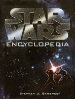 Cover image for Star wars encyclopedia