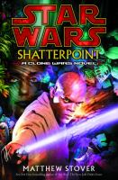Cover image for Star wars : shatterpoint