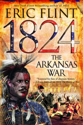 Cover image for 1824 : the Arkansas war
