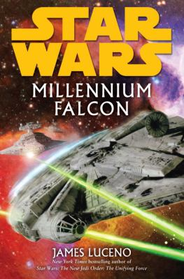 Cover image for Star wars : millennium falcon