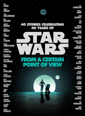 Cover image for Star wars. From a certain point of view.