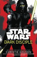 Cover image for Star wars : dark disciple