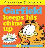 Cover image for Garfield keeps his chins up