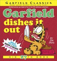 Cover image for Garfield dishes it out