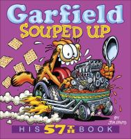 Cover image for Garfield souped up