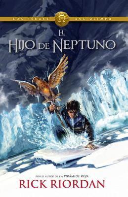 Cover image for El hijo de Neptuno