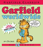 Cover image for Garfield worldwide