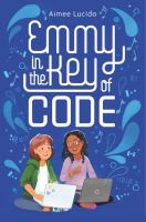 Cover image for Emmy in the key of code