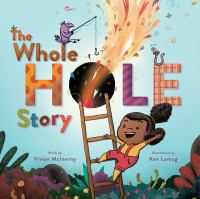 Cover image for The whole hole story