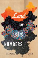 Cover image for Land of big numbers : stories